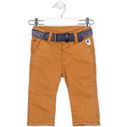 Textil Chlapecké Kalhoty Losan 027-9003AL Žlutá