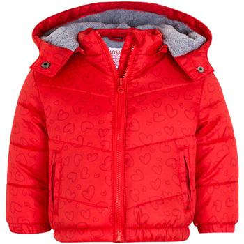 Textil Děti Prošívané bundy Losan 028-2000AL Červené