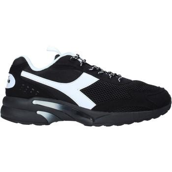 Boty Muži Nízké tenisky Diadora 501175099 Černá
