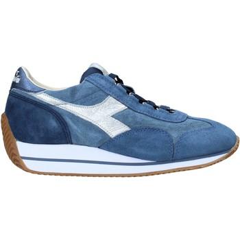 Boty Ženy Nízké tenisky Diadora 201173898 Modrý