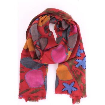 Textilní doplňky Šály / Štóly Naan 202098 Červená