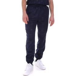 Textil Muži Teplákové kalhoty Fila 687880 Modrý