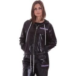 Textil Ženy Bundy La Carrie 092M-TJ-410 Černá