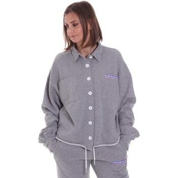 Textil Ženy Bundy La Carrie 092M-TJ-320 Šedá