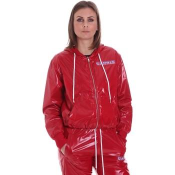Textil Ženy Bundy La Carrie 092M-TJ-430 Červené
