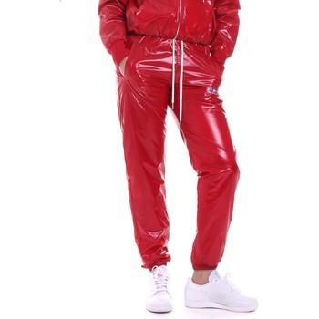 Textil Ženy Teplákové kalhoty La Carrie 092M-TP-431 Červené