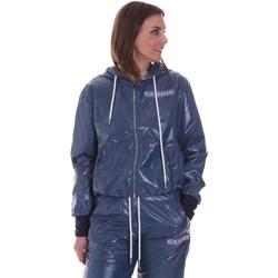 Textil Ženy Bundy La Carrie 092M-TJ-440 Modrý