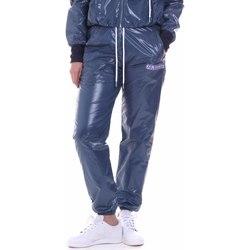 Textil Ženy Teplákové kalhoty La Carrie 092M-TP-441 Modrý