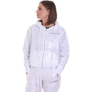 Textil Ženy Bundy La Carrie 092M-TJ-420 Bílý