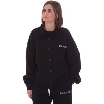Textil Ženy Bundy La Carrie 092M-TJ-310 Černá