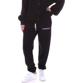 Textil Ženy Teplákové kalhoty La Carrie 092M-TP-311 Černá