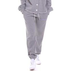 Textil Ženy Teplákové kalhoty La Carrie 092M-TP-321 Šedá