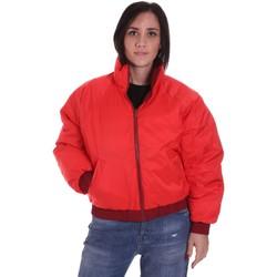 Textil Ženy Prošívané bundy Levi's 23456-0001 Červené