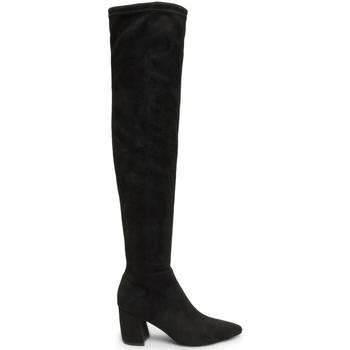 Boty Ženy Kotníkové boty Steve Madden SMSNIFTY-BLK Černá