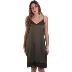Textil Ženy Krátké šaty Jijil JPI19AB519 Zelený