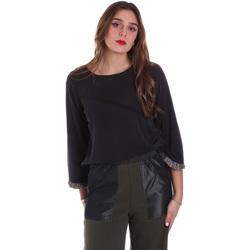 Textil Ženy Mikiny Jijil JPI19TS341 Černá