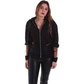 Textil Ženy Mikiny Jijil JSI19FP020 Černá