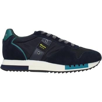Boty Muži Módní tenisky Blauer F0QUEENS01/CAM Modrý