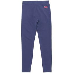 Textil Dívčí Legíny Fila 688155 Modrý