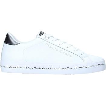 Boty Ženy Módní tenisky Manila Grace S046LU Bílý