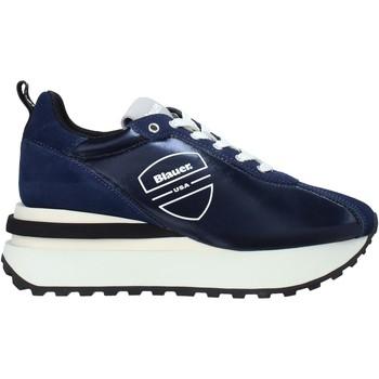 Boty Muži Módní tenisky Blauer F0MABEL01/NYL Modrý