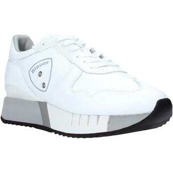 Boty Muži Módní tenisky Blauer F0MYRTLE02/LEA Bílý
