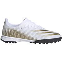 Boty Děti Fotbal adidas Originals EG8214 Bílý