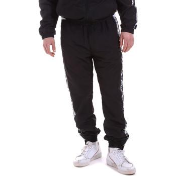 Textil Muži Kalhoty Karl Kani KRCKKMQ32025BLK Černá