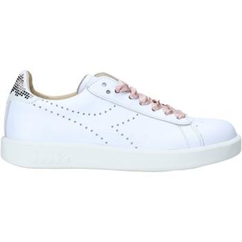 Boty Ženy Módní tenisky Diadora 201.172.796 Bílý