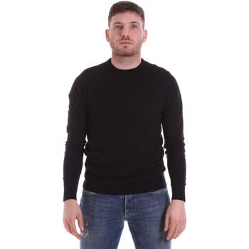 Textil Muži Svetry John Richmond CFIL-117 Černá