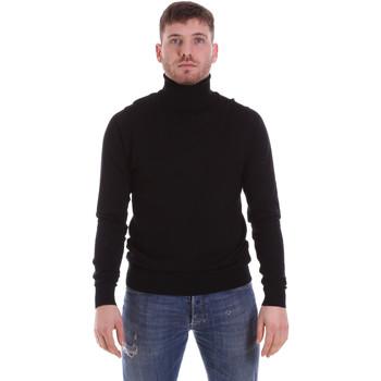 Textil Muži Svetry John Richmond CFIL-007 Černá