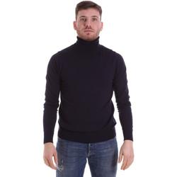 Textil Muži Svetry John Richmond CFIL-007 Modrý