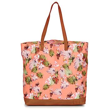 Taška Ženy Velké kabelky / Nákupní tašky Superdry LARGE PRINTED TOTE Růžová