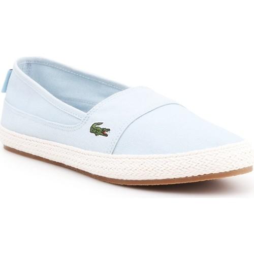 Boty Ženy Nízké tenisky Lacoste Marice 218 1 CAW 7-35CAW004252C blue