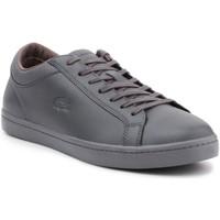 Boty Muži Nízké tenisky Lacoste 30SRM4015 grey