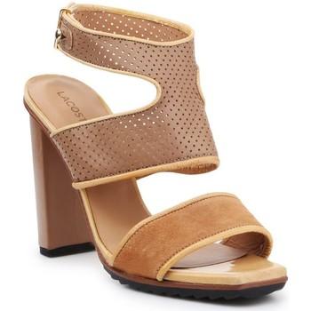 Boty Ženy Sandály Lacoste 7-25SRW1201158 brown