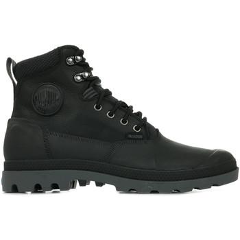 Boty Kotníkové boty Palladium Manufacture Sporcuf Wp 2.0 Černá