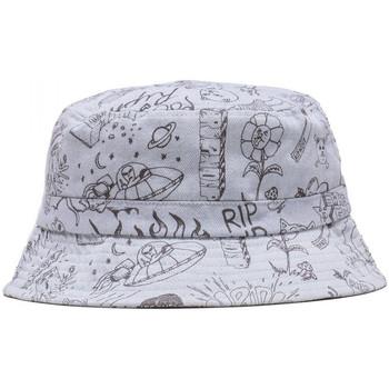 Textilní doplňky Muži Klobouky Ripndip Sharpie bucket hat Modrá