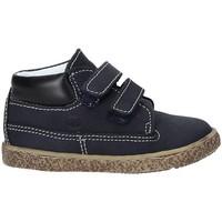 Boty Děti Kotníkové boty Melania ME0941A9I.B Modrý