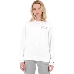 Textil Ženy Mikiny Champion 114712 Bílý