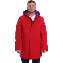 Textil Muži Parky Refrigiwear RM8G09900XT2429 Červené