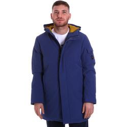 Textil Muži Parky Refrigiwear RM8G09900XT2429 Modrý