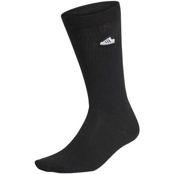 Spodní prádlo Ponožky adidas Originals FM0719 Černá