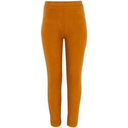 Textil Dívčí Legíny Losan 024-6004AL Hnědý