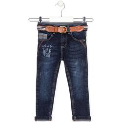 Textil Děti Rifle Losan 025-9004AL Modrý