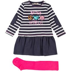 Textil Děti Set Losan 026-8031AL Modrý