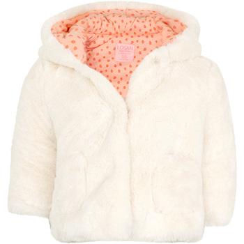 Textil Děti Bundy Losan 028-2001AL Bílý