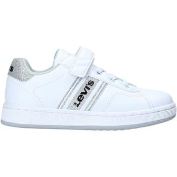 Boty Děti Módní tenisky Levi's VADS0040S Bílý