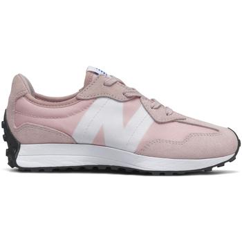 Boty Děti Módní tenisky New Balance NBYH327CKC Růžový