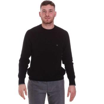 Textil Muži Svetry Calvin Klein Jeans K10K105733 Černá